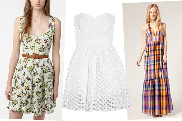 Making a Comeback: Simple Sun Dresses