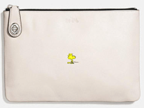 Coach X Peanuts medium folio-white